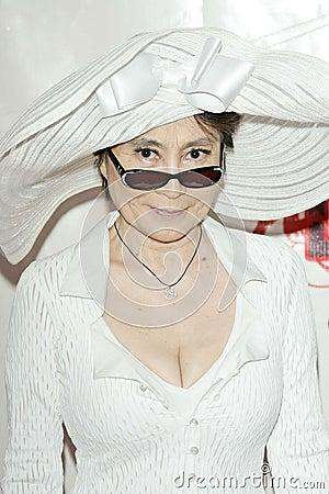 Yoko Ono Editorial Photography