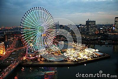Yokohama nightscape