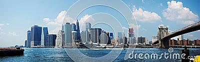 горизонт york города новый