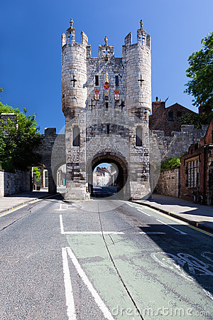 York, a city in North Yorkshire, England