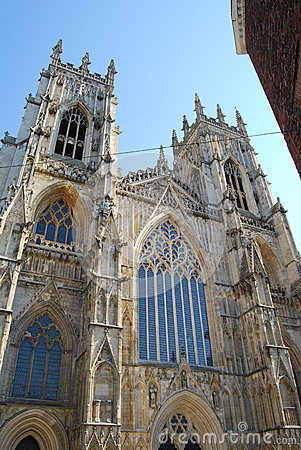 York Minster Stock Photo - Image: 26982350