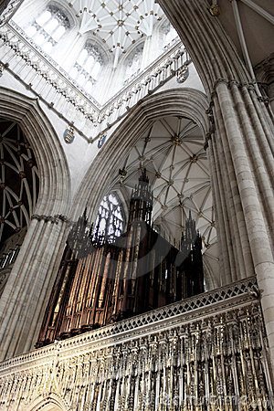 York Minster Organ, UK