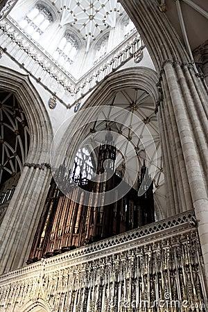 York Minster Organ, UK