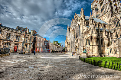 York Minster Editorial Photography