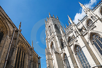 York Minster Yorkshire England