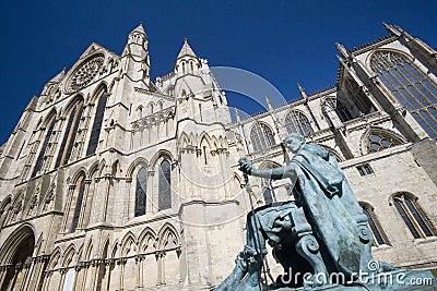 York-Münster - York - England