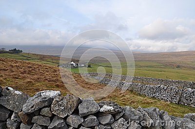 Yorkshire dales  England