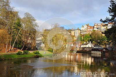 Yorkshire knaresborough  England