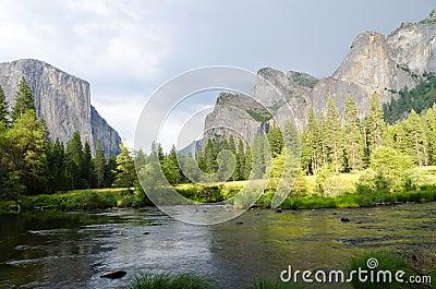 Yosemite National Park, California