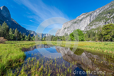 Yosemite National Park reflection
