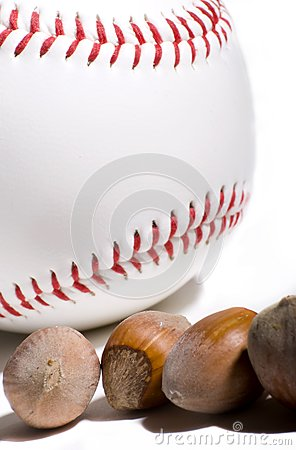 Are you nut about baseball ?