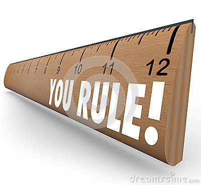 You Rule Ruler Praise Compliment Good Review