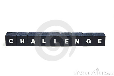 Are you up to a challenge ?