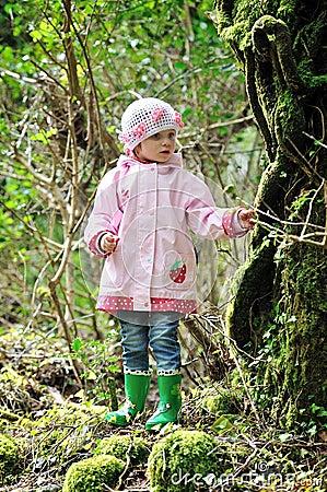A young Adventurer