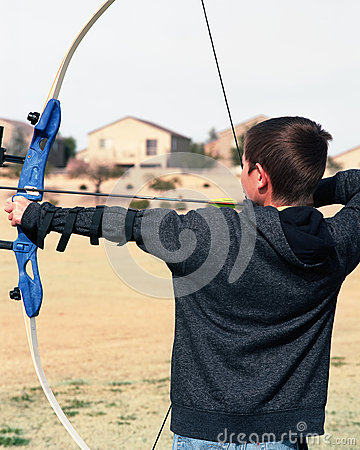 Young Archer