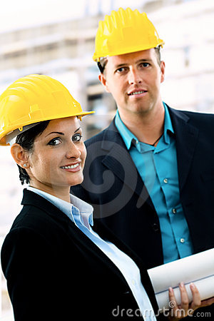 Free Young Architects Stock Photography - 3242332