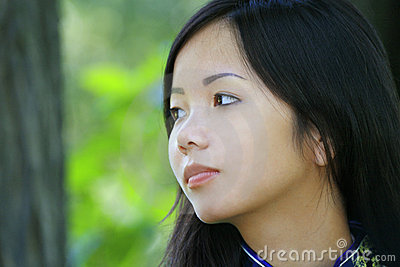 Young Asian Female