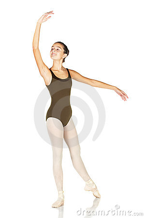 Free Young Ballet Dancer Royalty Free Stock Photos - 8913528
