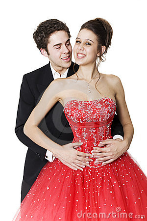 Free Young Ballroom Dancers Royalty Free Stock Photos - 6807008