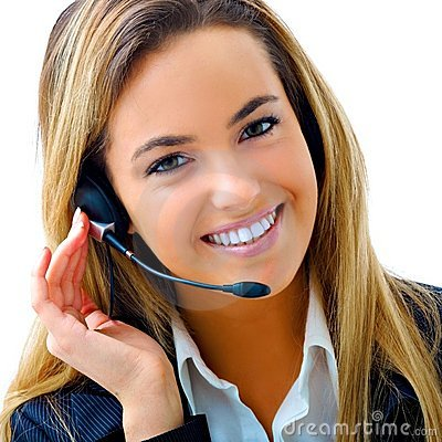 Free Young Blond Assistant Stock Photo - 12609800