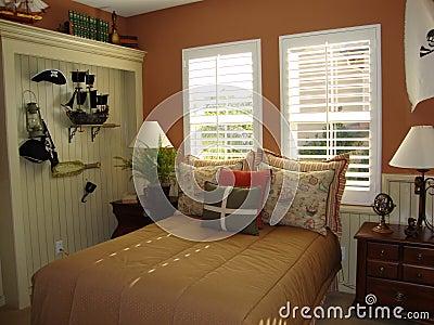 Young Boy s Bedroom