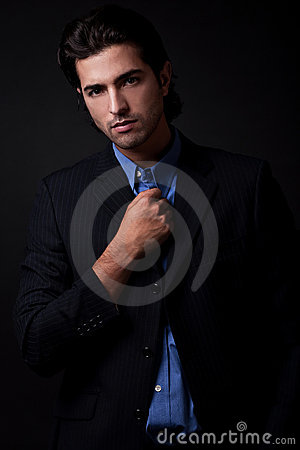 Free Young Businessman Stock Image - 12264531