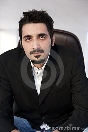 Young Businessman Stock Photo - Image: 19975690