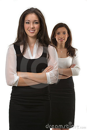 Young Businesswomen