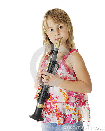 Young Clarinetist