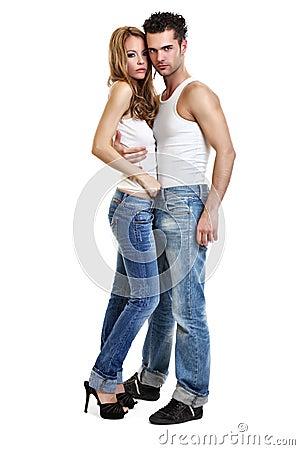 Free Young Couple Stock Photos - 16857603