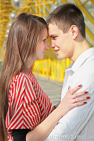 Free Young Couple Royalty Free Stock Photos - 4963278
