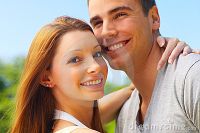 Young Couple In Love Stock Images - Image: 2626934