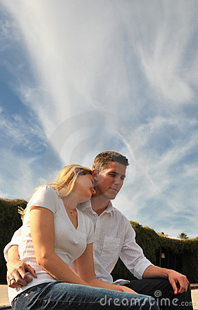 Young Couple In Love Stock Photography - Image: 4615172