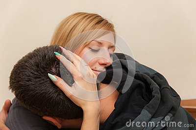 young couple royalty free stock images image 34918629