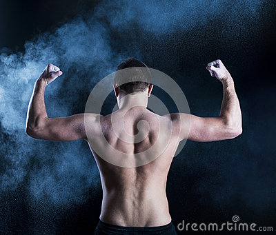 Fitness portrait