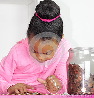 Counting my spare coins
