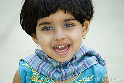 Young girl in Jerusalem Editorial Stock Photo