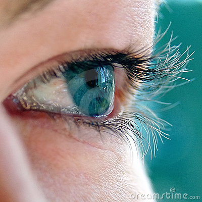 Free Young Girl S Green Eye Stock Photo - 167200