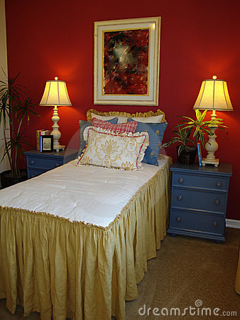 Young Girls Bed Room