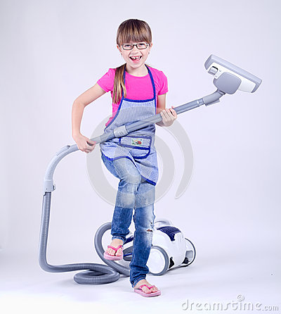 Free Young Housewife Royalty Free Stock Photo - 29984205