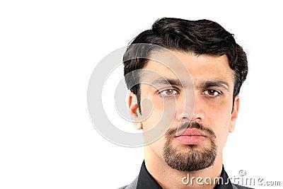 Young Indian Man