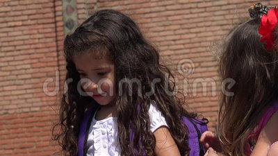 Young Kids Little Girls stock footage. Video of little - 86569346