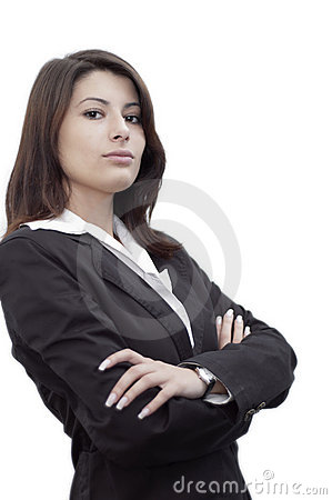 Young Lady Looking At The Camera Stock Photos - Image: 22177673