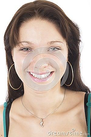 Young lady portrait 3