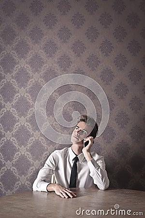 Young Man Call