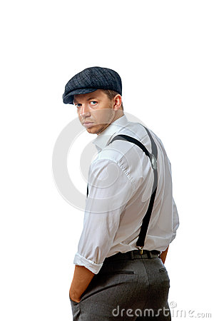 Free Young Man Wearing A Cap Royalty Free Stock Images - 82331769