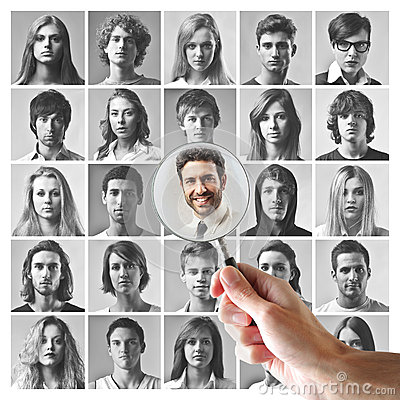 Free Young Men And Women Stock Images - 37968084