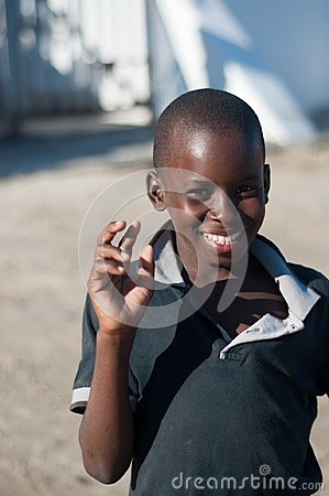 Free Young Mozambican Boy Royalty Free Stock Photography - 110169267