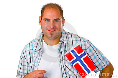 Young Norwegian