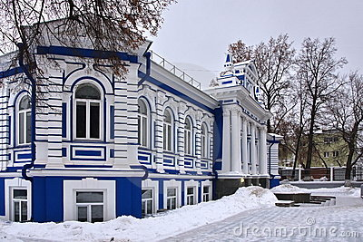 Young People s Theatre in the city of Perm